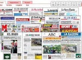 Se publica el Acuerdo parcial del Convenio colectivo estatal de prensa diaria