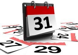 Calendario del contribuyente: Diciembre 2019