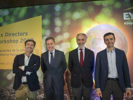 EY Abogados celebra en Valencia la décima edición del Tax Directors Workshop, el mayor encuentro de directores fiscales de España