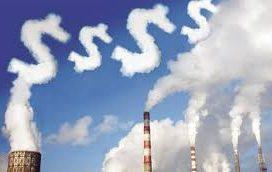 El impuesto al carbono se plantea en EEUU por expertos economistas